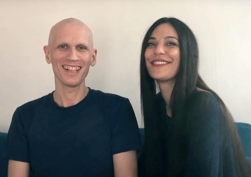 Home Page LEVA Yaakov-Lev et Sarah-Lev